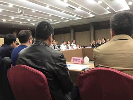 山西省潞城市(杭州)招商引资推介会在杭州举行